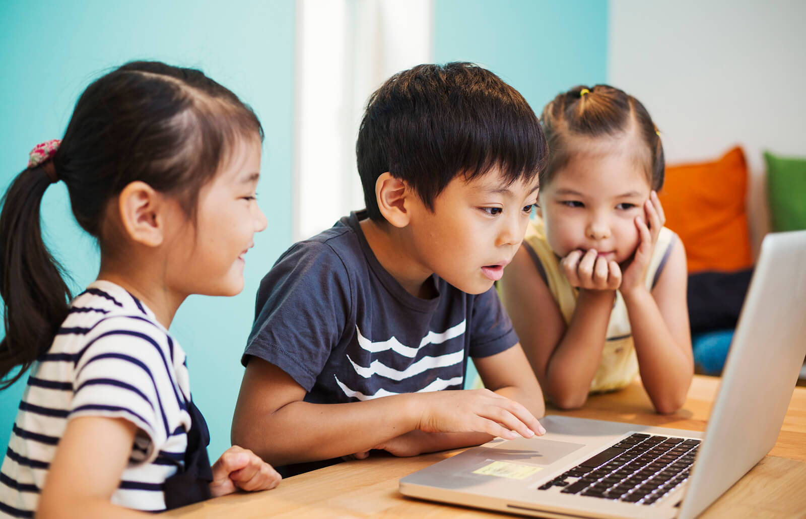 Introducing Kids to Basic Computer Skills